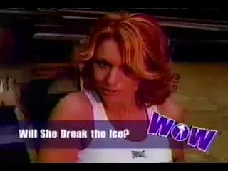 Women of Wrestling - Heather Steele vs Ice Cold