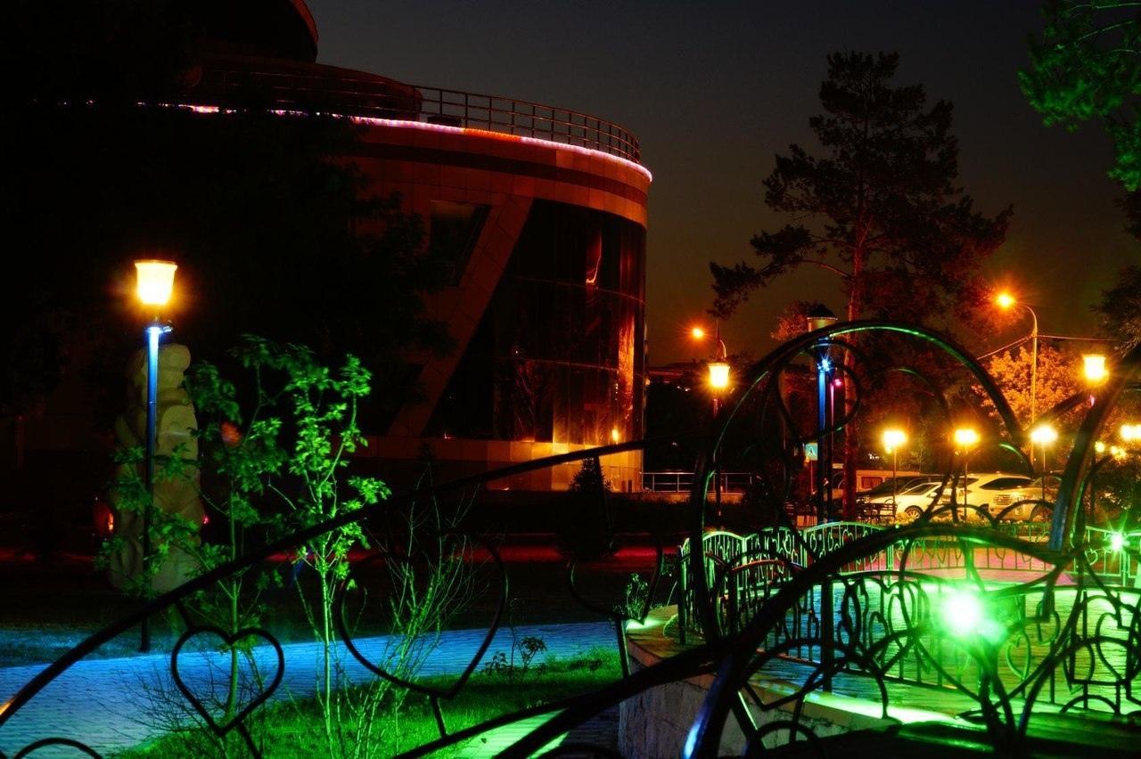 Спокойной ночи,  Павлодар