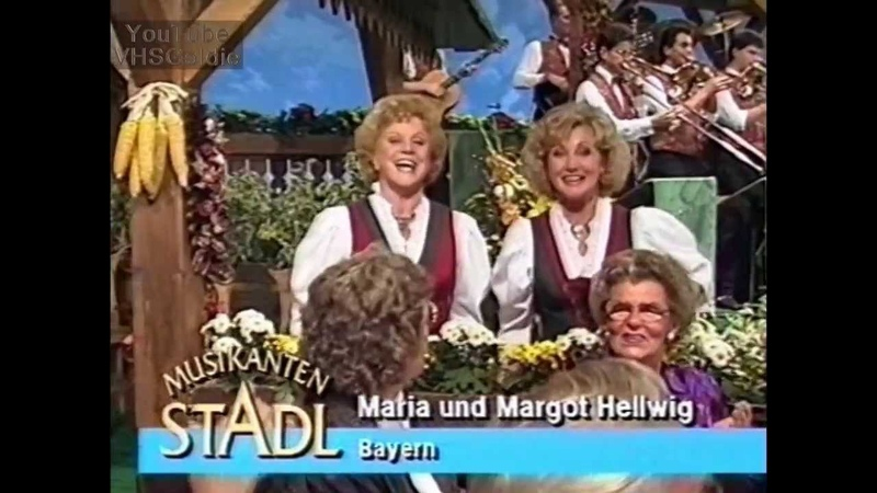 Maria Margot Hellwig - Servus, Grüezi und Hallo - 1991