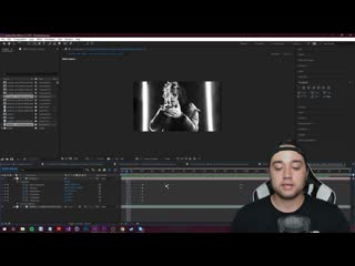 Tarantino style crash zoom tutorial ! (adobe after effects)