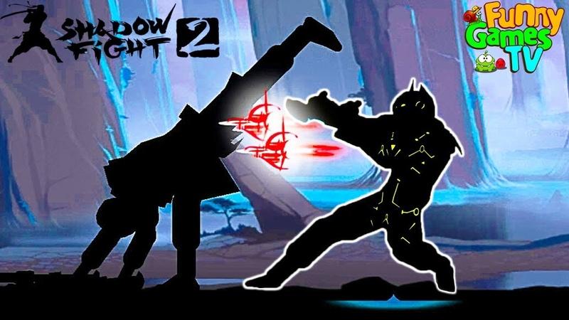 ТИТАН БЛИЗОК 4 игра Shadow Fight 2 бой с тенью видео от FGTV