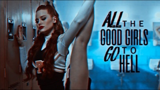 riverdale girls | all the good girls go to hell.