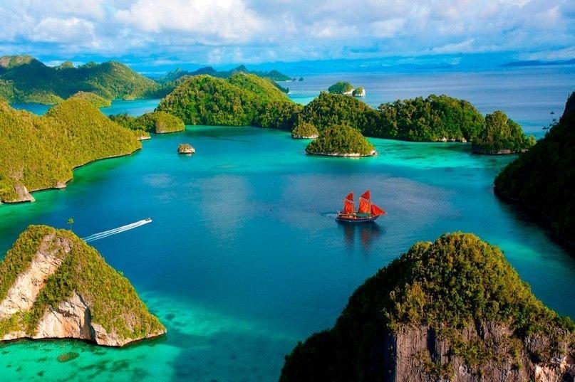 Страны мира — Индонезия, изображение №6