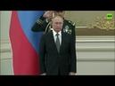 Арабы исполнили гимн России Как уж смогли