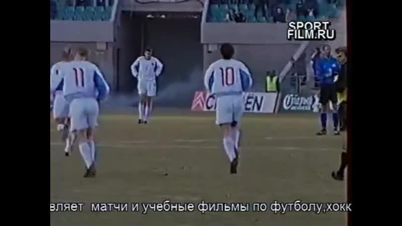 27.03.2002. Эстония - Россия