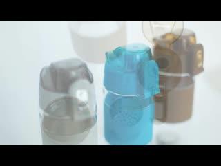 Hydrogen mineral bottle