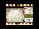 ИНТЕРЕСНЫЕ МОНЕТЫ 50 копеек Украина 1992 год Донецкий фальшак 1994 год 4 ЯГОДЫ БАм Нумизматика