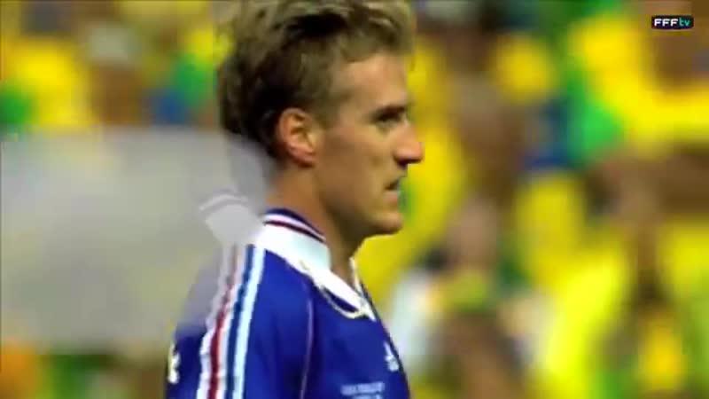 Equipe de France, Mondial 1998 : France-Brésil (3-0), un sacre historique, résumé