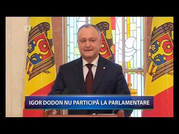 Часы и начало новостей Știrile orei (НТВ Молдова, 21.01.2019)