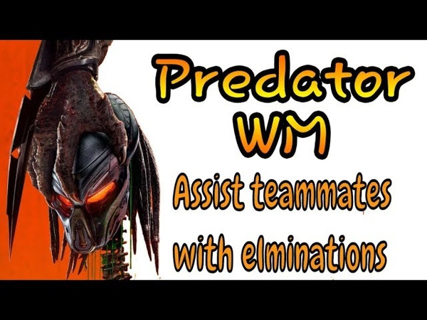 Assist teammates with elminations