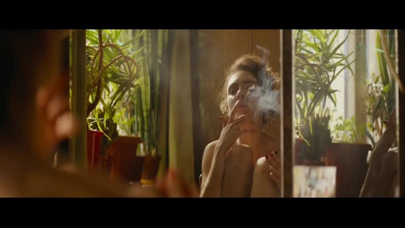 Стася (Анастасия) Милославская голая в фильме Бык (2019, Борис Акопов) HD 1080p