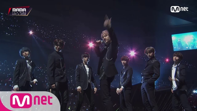 Stary Kids_Overdose Growl EXO│2018 MAMA FANS CHOICE in JAPAN 181212