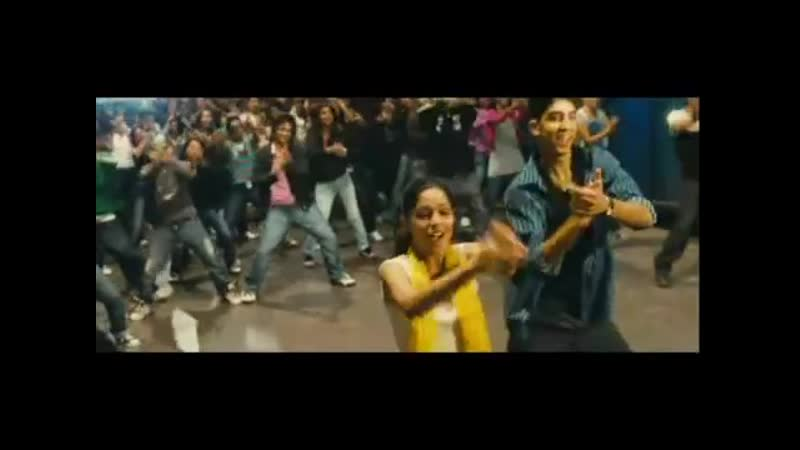 Slumdog Millionaire Jai Ho Original Dance HQ Final Scene