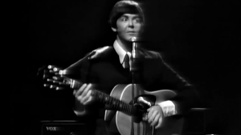 The Beatles Yesterday Live at The Ed Sullivan Show 14 August 1965