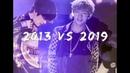 WE ARE BULLETPROOF PT 2 V FOCUS 2013 vs 2019
