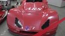 Адлер Музей Формула № 1 sportscar машинылегенды