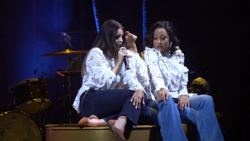 Lana Del Rey – Norman Fucking Rockwell (Live @ Greek Theater)