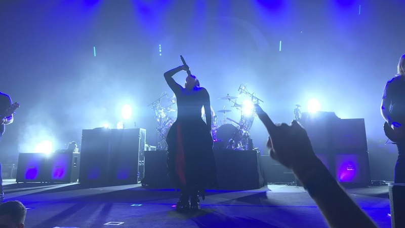 Evanescence - Haunted/My Last Breath/Cloud Nine/Everybody's Fool/Snow White Queen Live Istanbul 2019
