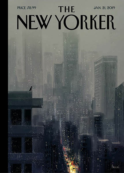 The New Yorker 01.21.2019