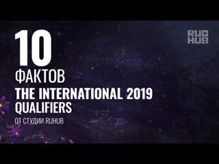 10 фактов о квалификациях на The International 2019