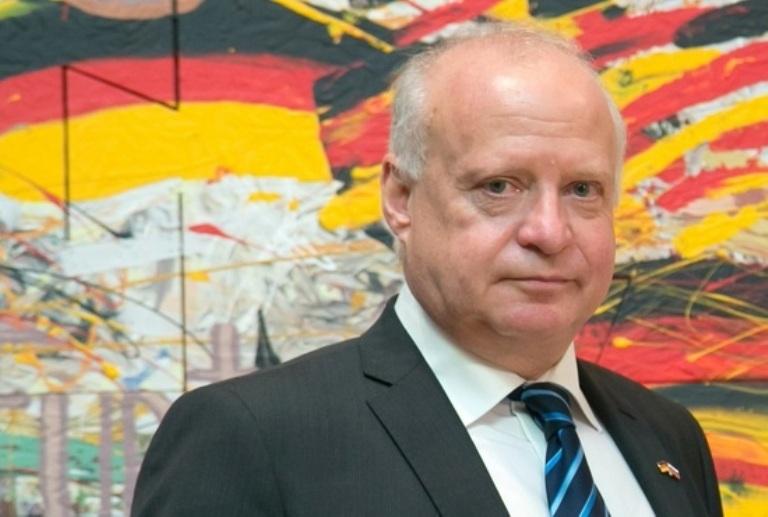 В Донецке определили главу генерального консульства Германии