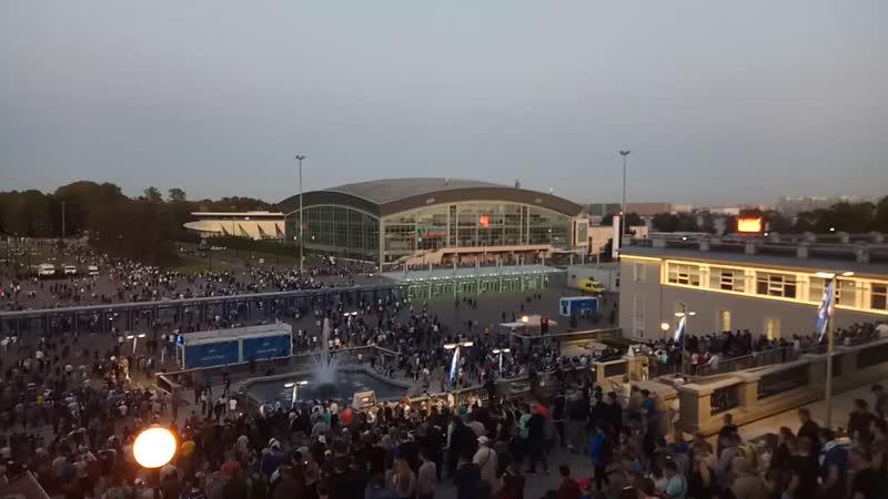 Зенит Ахмат Газпром Арена Санкт Петербург 17.08.2019 2