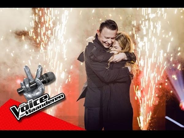 Luka wint The Voice van Vlaanderen 2017 | Finale | The Voice van Vlaanderen | VTM