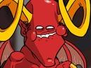 Leo and Satan Sugar Trip Oney Cartoons