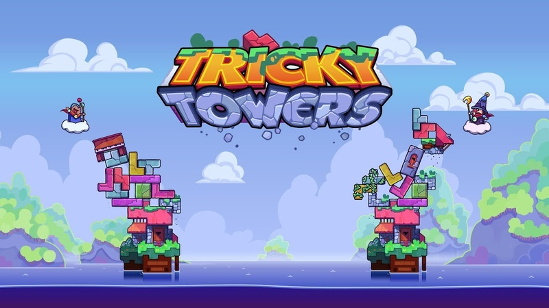 Dogmat Gadget_XT - Tricky Towers (PC) Стрим второй