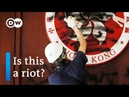 Why didn't Hong Kong police stop ransacking of Legislative Council DW News