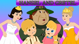 Kids Story Collection   Hansel and Gretel - 12 Dancing Princesses