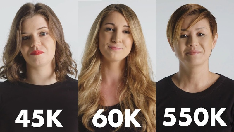 Women with Different Salaries on How Often They Shop   Glamour vk.comtopnotchenglish