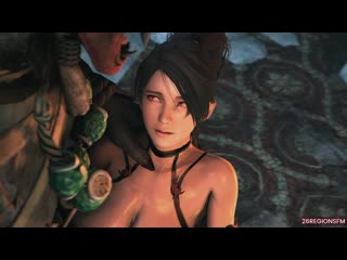 Momiji demon-hunter (dead or alive sex)