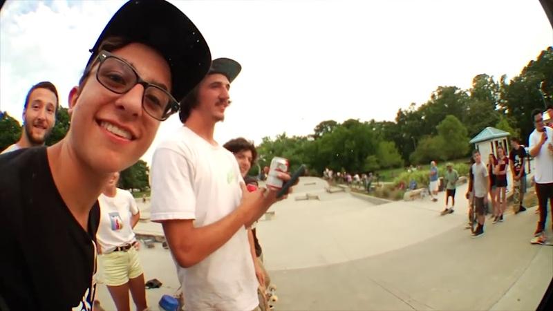 Zero Skateboards United States of Whatever Tour FULL