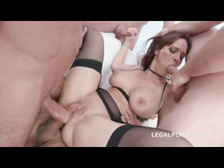 Fucking Wet Beer Festival with Syren De Mer Balls Deep Anal, DP, Gapes, Pee Drink, Swallow GIO930