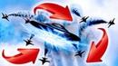 НЛО сбил Самолет на Аэрошоу - Реальная Съёмка 2019 HD UFO