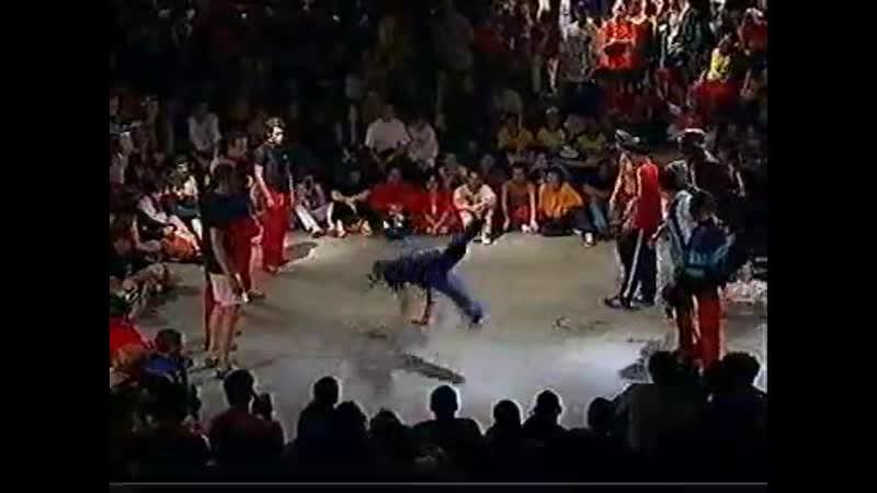 Battle of the year b.o.t.y. (boty) 1995