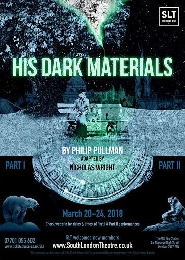 His Dark Materials. Видение со сцены, изображение №1