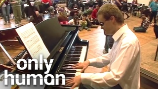 Autistic Blind Pianist Can Play Any Song From Memory  | Autistic Superstars | Only Human