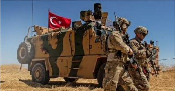 Турция начала экстренную эвакуацию своих военных из Сирии