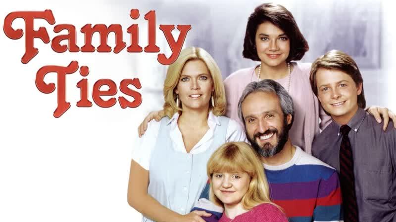 В Эфире : Семейные узы (1 сезон 7-12 серия ) Serial