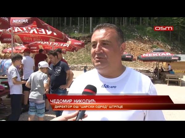 DJECA SA KOSOVA NA RAVNOJ PLANINI PRILOG OSM TV 19 06 2019