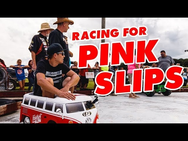AZN RACING FOR PINKS
