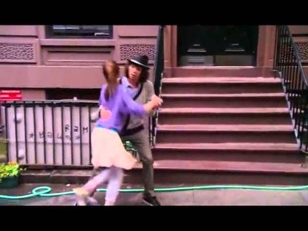Step Up 3D(Шаг вперёд 3D) Танец Лося и Камилы