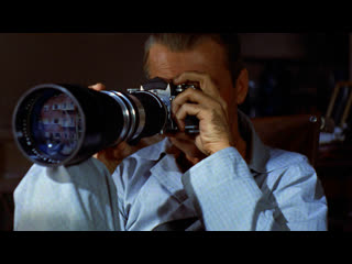 Окно во двор / rear window (1954) альфред хичкок (триллер, детектив) 1080p