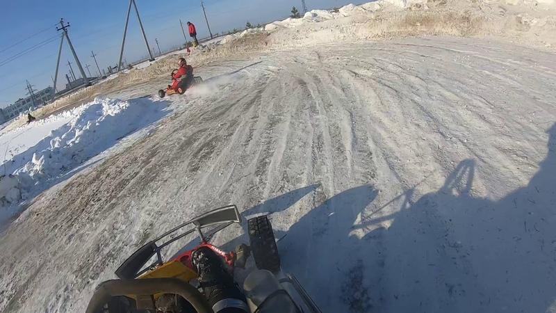 4 Этап КСО по картингу г.Алапаевск 15.02.2020 Класс Ракет-120 (Финал 2)