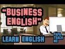 Business English Telephone English Customer service vocabulary
