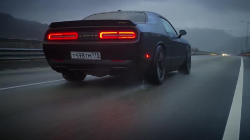 Dodge Challenger SRT Hellcat адская кошка или ВЕДЬМА