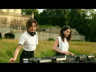 Nastia b2b Daria Kolosova - Live  Pidhirtsi Castle