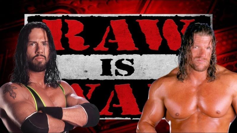 WWE 2K19 X-Pac vs Triple H, Raw Is War '99, Last Man Standing Match